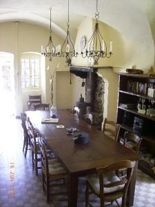 Diner in de Drôme